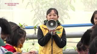 Tiểu học Cẩm Phúc - Cẩm Giàng - Hải Dương - Tham quan dã ngoại 2019