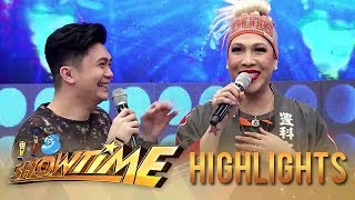 "Vice shares his biggest ""bubog"" 