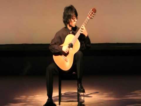 sunburst / Andrew York長崎大学クラシックギター部第43回定期演奏会