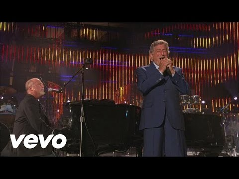 Billy Joel feat. Tony Bennett - New York State Of Mind