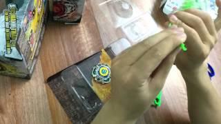 Đồ chơi trẻ em - Mở hộp con quay cánh chim bão lốc dòng tiêu chuẩn - Nado 2