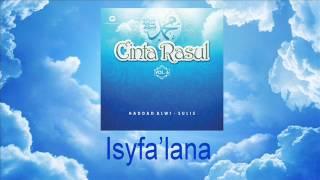 Haddad Alwi Feat Sulis   Isyfa'lana