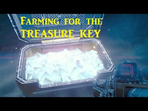 Farming Ether Chests on Venus and Chest Locations TREASURE KEY!!!!