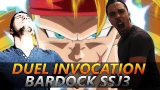 DBZ DOKKAN BATTLE - DUEL INVOCATION BARDOCK SSJ3 !