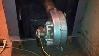 cazan viadrus cu ventilator (part 3)