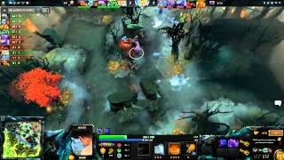i league  Virtus Pro vs Bratva nurika, bo 1  17 08 2014