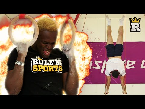 KSI's Guns vs. The Rings | Rule'm Sports