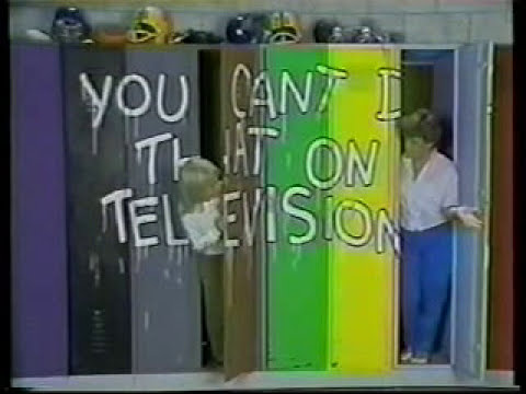 You Can't Do That On Television - E68 - Halloween
