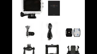 How to use all sorts of accessories of your action camera?