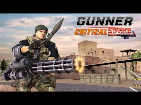 GUNNER GRAND WAR : CRITICAL FPS STRIKE MISSION 홍보영상 :: 게볼루션