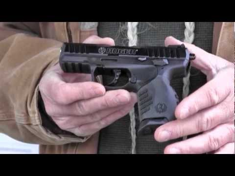 Shooting the Ruger SR-22 Pistol with Threaded Barrel & Suppressor - Gunblast.com