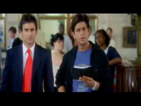 Kal ho naa ho BEST ROMANTIC SCENE