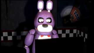 Bonnie Reacts to the FNAF 4 trailer.