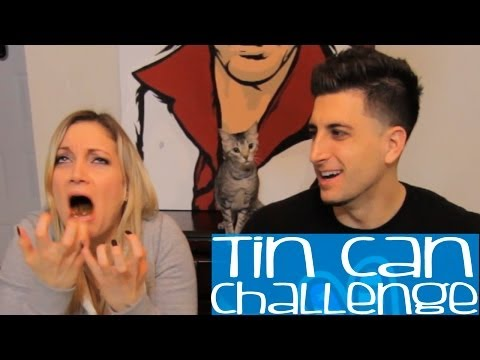 Tin can youtube challenge