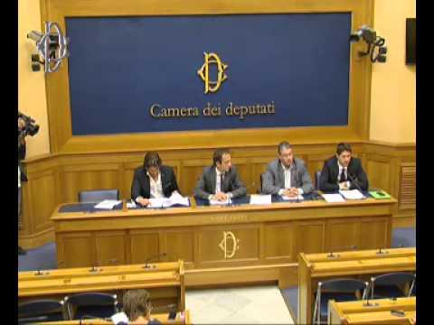 Roma - Immigrazione - Conferenza stampa di Massimiliano Fedriga (18.09.14)