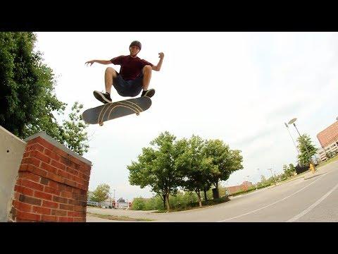 Josh Katz Revive Throwaway Street Part 2017