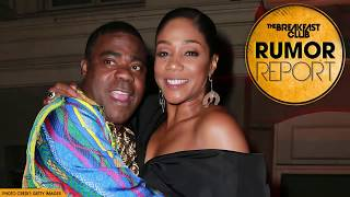 Tiffany Haddish Responds To Tracy Morgan Percieved Hate