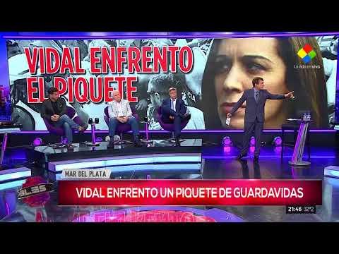 Pino Solanas en Intratables critica duramente las medidas de ajuste del gobierno 29 12 17