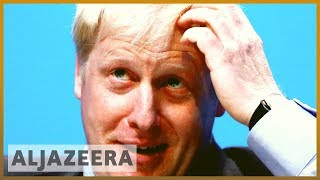 Boris Johnson denies claims of domestic row