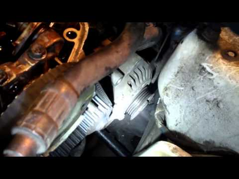 Honda Timing Belt Water Pump How To Civic 1.5