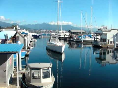 Sitting on the Dock of the Bay - Club Safari - video Coal Harbour Quay Vancouver BC Canada Music Videos