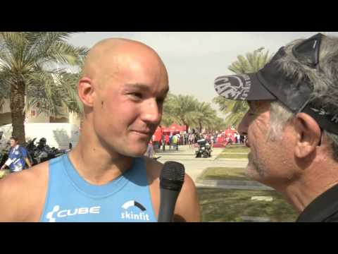 Andreas Dreitz - Bahrain Post Race