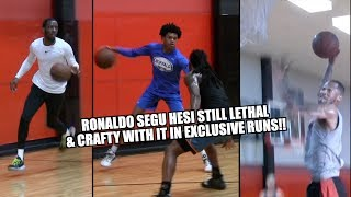 Ronaldo Segu HESI Still LETHAL & Gets Crafty With It In Exclusive Runs!!
