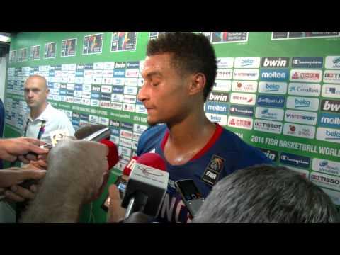 Coupe du Monde 2014: Interview Edwin Jackson