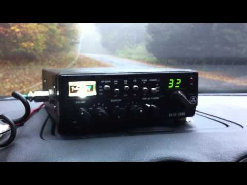 CB Radio: Sunday Afternoon DX - 04/11/2012
