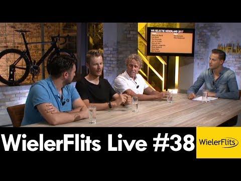 WIELERFLITS LIVE met Dylan van Baarle en Michael Boogerd