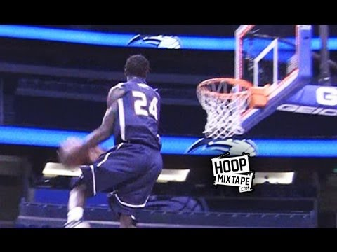 Top Ten BEST College Freshman Dunkers! Shabazz Muhammad, Shaquille Johnson, Etc!!!