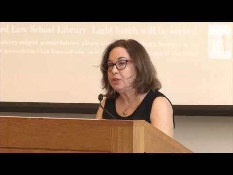 HLS Library Book Talk | Catherine J. Ross' 'Lessons in Censorship'