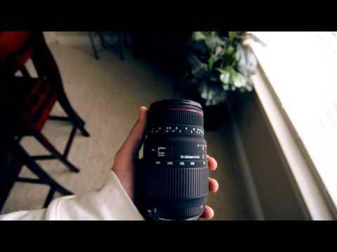Sigma 70-300mm f/4-5.6 APO DG MACRO Telephoto Lens Review