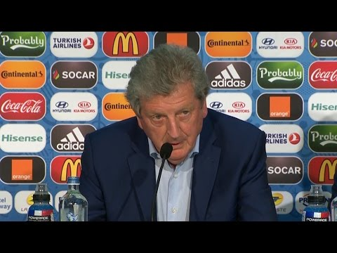 Roy Hodgson Resigns As England Manger England Immediately After Euro 2016 Exit