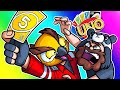 Uno Funny Moments - The Legend of the Yellow 5!