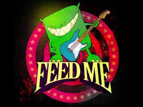 Feed Me - Raw Chicken