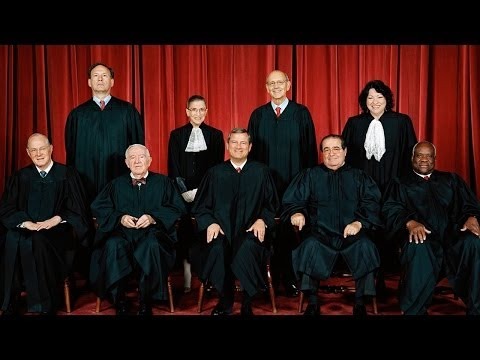 Supreme Court Strikes Down Limit on Campaign Donations