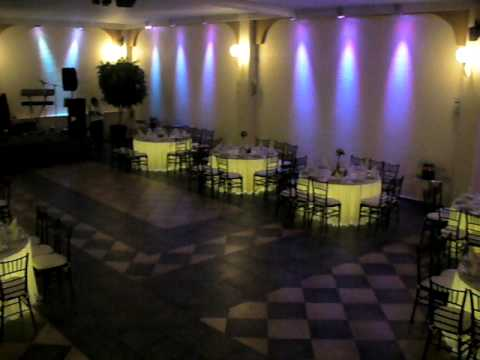 Terraza jardin banquetes eventos sociales youtube for Terraza jardin