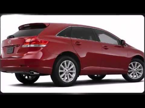 2012 Toyota Venza Video