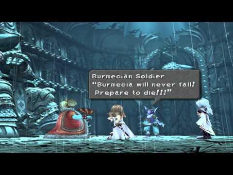 Final Fantasy 9 Walkthrough Part 22 Boss: Beatrix