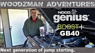 NOCO Genius BOOST+ GB40 Lithium Jump Starter Booster 2017 JEEP Wrangler JK