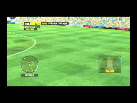 India Vs Pakistan T20 Semi Final   Ashes Cricket 2009   Part 4