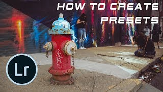 How To Create a Preset FAST(Lightroom Tutorial)- Who is Matt B? (FREE LIGHTROOM PRESETS)