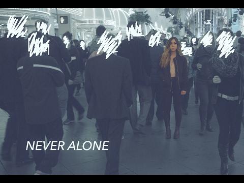 vChenay - Never Alone (audio)