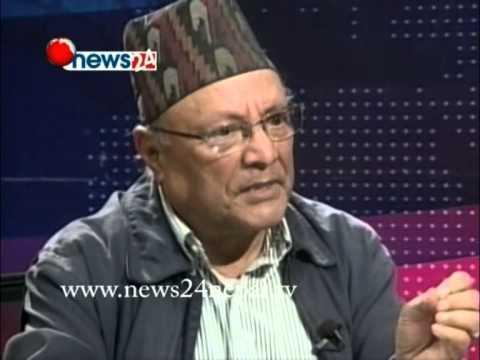BHESH BAHADUR THAPA TALKING ABOUT 18TH SAARC SUMMIT - REAL FACE