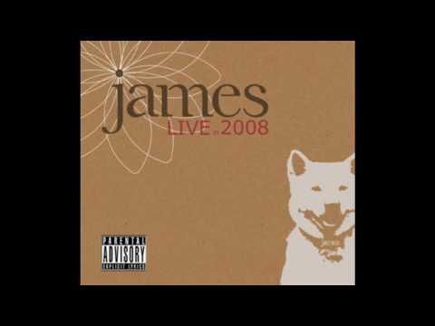 James - Upside Live