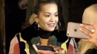Download Lagu EXCLUSIVE : Rita Ora and Liam Payne leaving C a Vous tv show  in Paris Gratis STAFABAND
