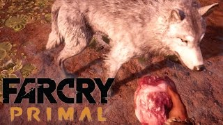 Far Cry Primal Gameplay - HOW TO TAME AN ANIMAL! Walkthrough Ep. 2