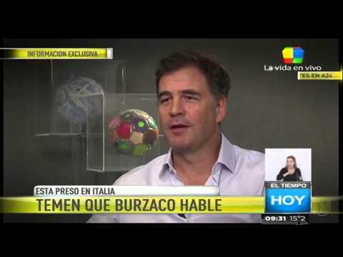 Caso FIFA: Alejandro Burzaco preso en Italia