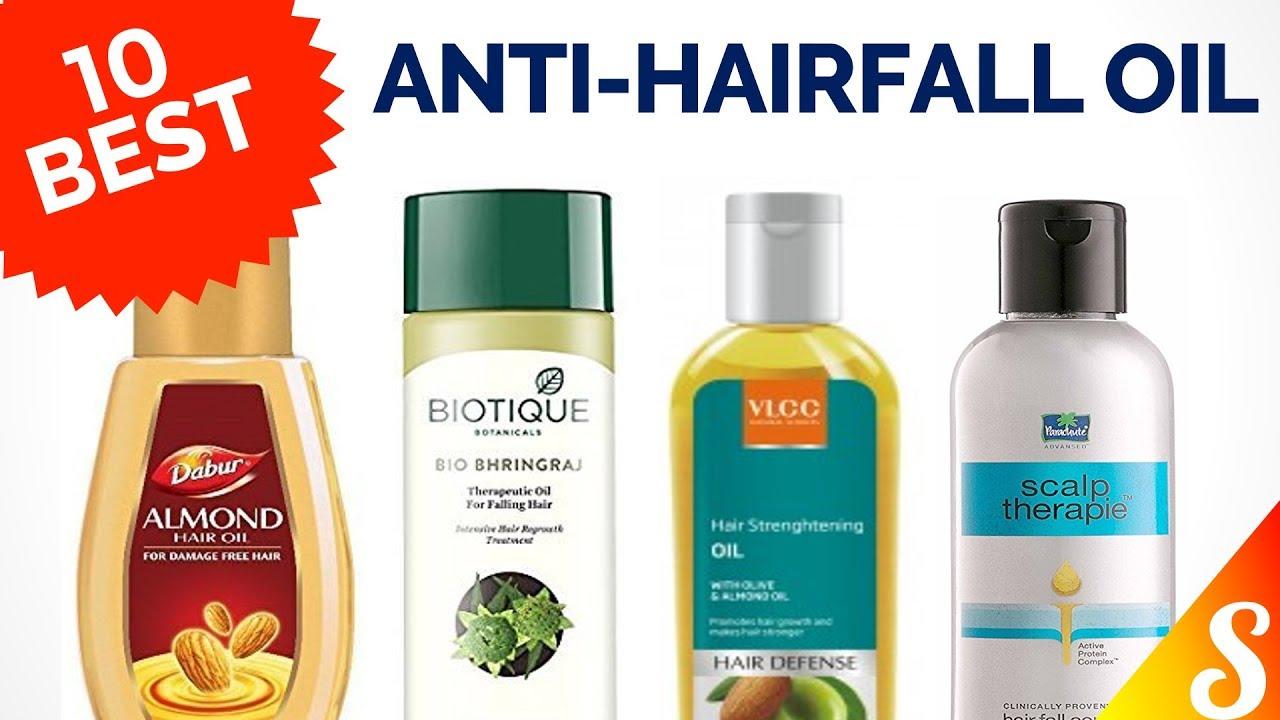 Watch Best hair oils for hair fall control – Hair fall oil video